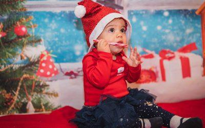 Aurora Božićno fotografiranje