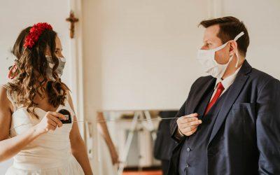 Ljubav u vrijeme korone – 7 savjeta što napraviti ako odgađate vjenčanje